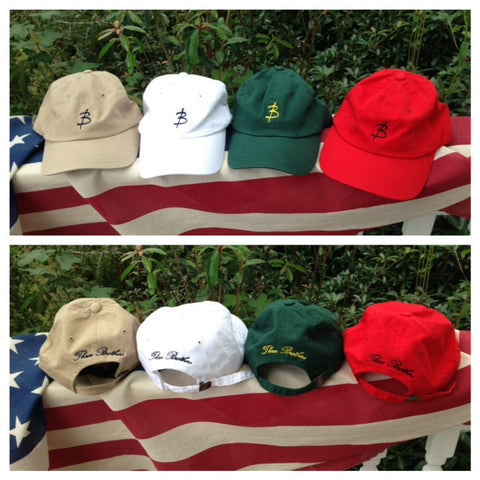 Original Polo Hat - Three Brothers Clothing