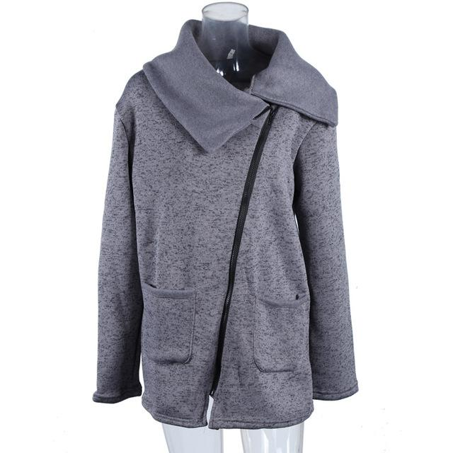 Autumn Winter Long Jacket