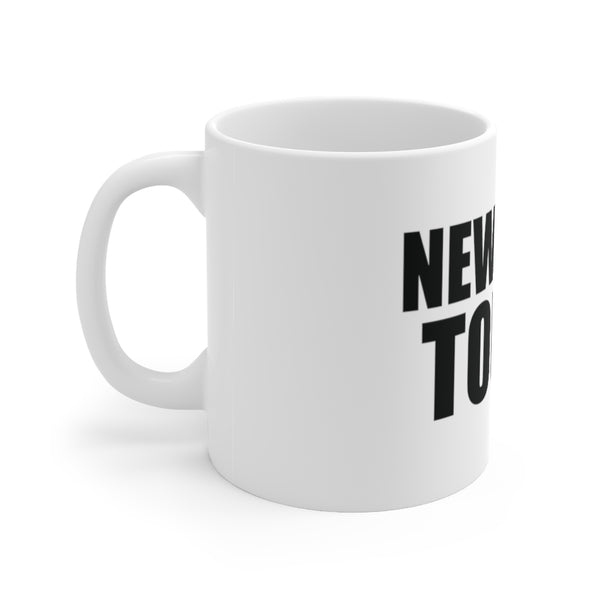 New York Tough - Ceramic Mug 11oz