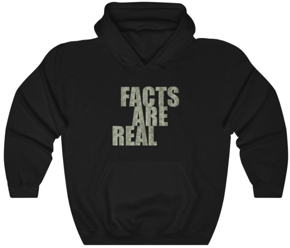 Facts are Real - Unisex Hoodie