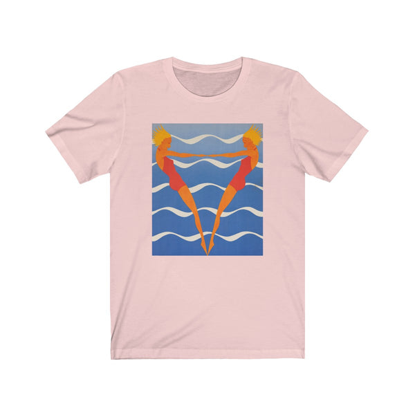 Synchronized  Swimmers - Unisex T-shirt