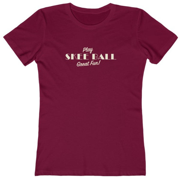 Skee Ball t-shirt