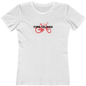 Fire Island - Women's T-shirt
