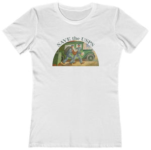 Save the USPS - Women's T-shirt