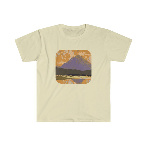 Purple Mountains Majesty - Unisex T-Shirt