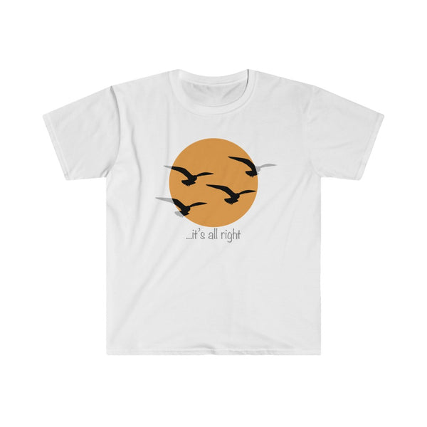 Here Comes the Sun - Unisex T-shirt
