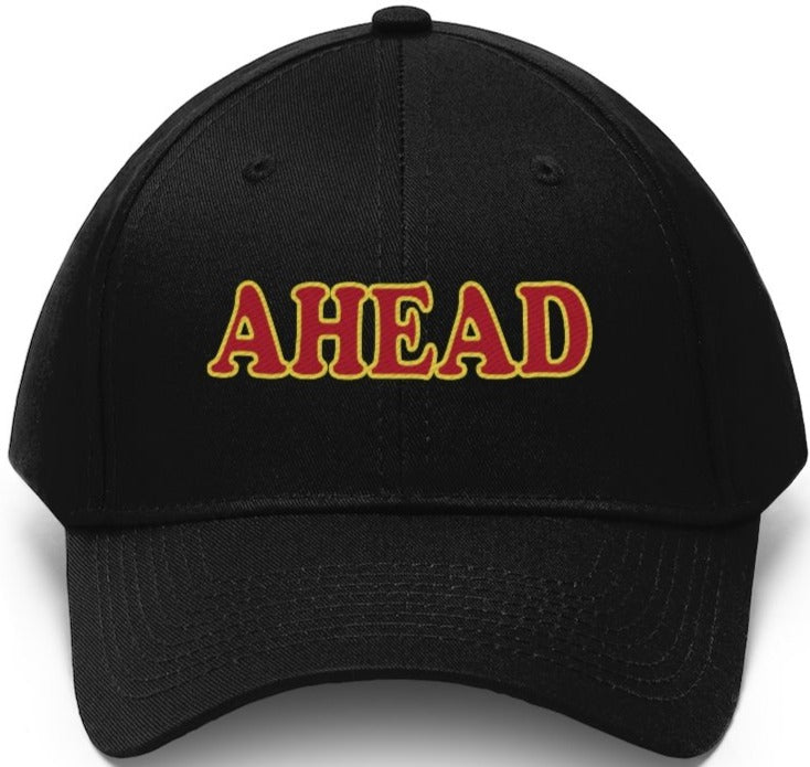 Ahead hat