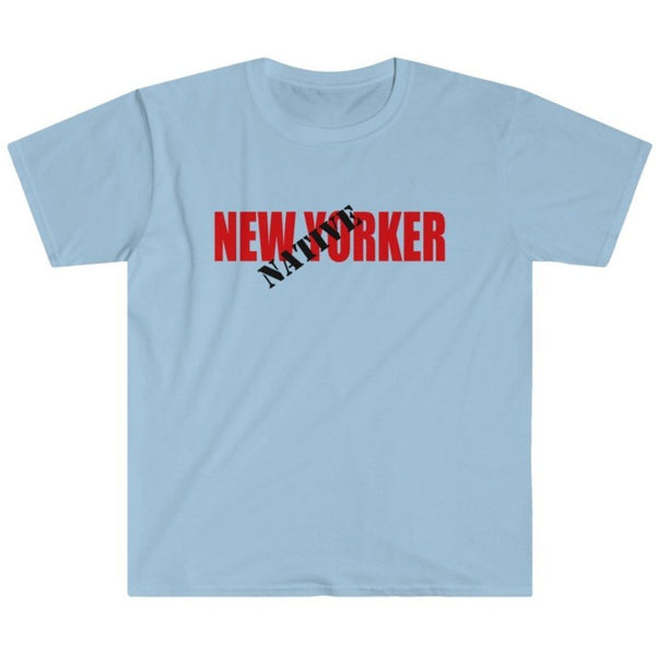 Native New Yorker - Unisex T-shirt