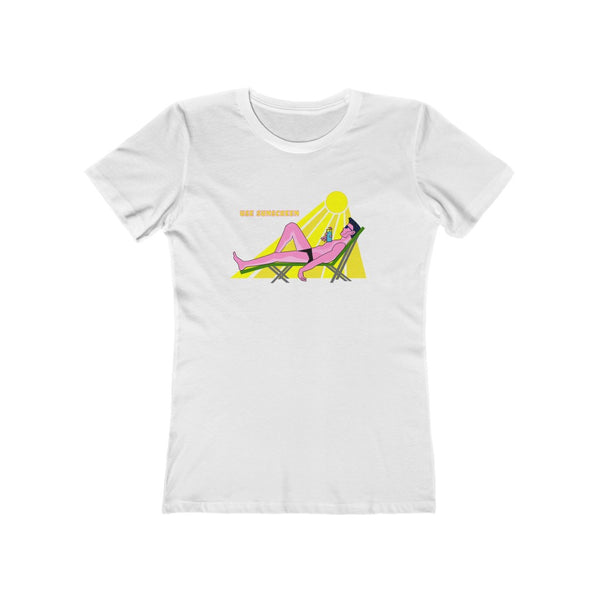 Use Sunscreen - Women's T-Shirt
