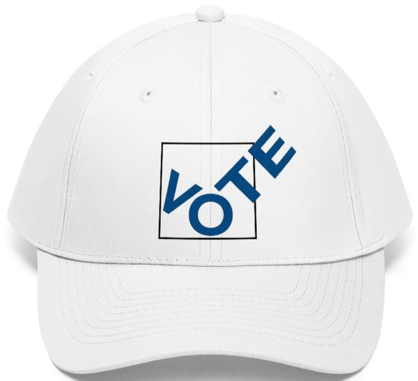 Vote Checkbox - Unisex Hat