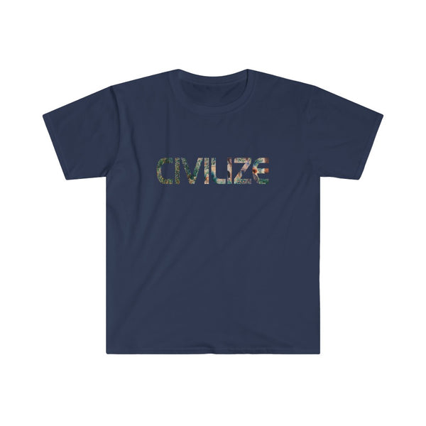 Civilize - Unisex T-shirt
