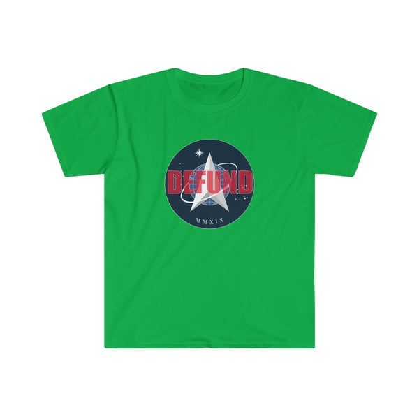 Defund the Space Force - Unisex T-shirt