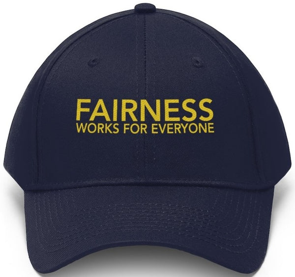 Fairness Works For Everyone hat