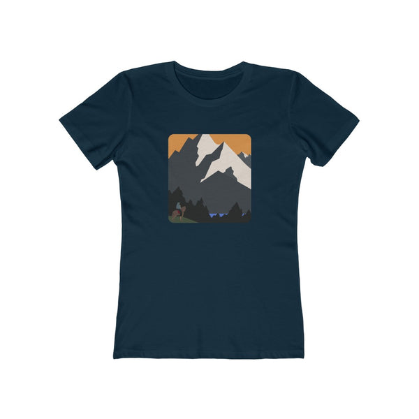 Mountain View - Women's T-Shirt