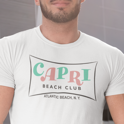 Capri Beach Club - Unisex T-Shirt