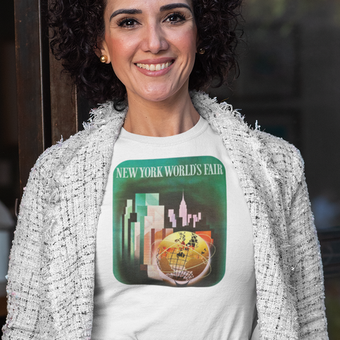New York World's Fair - Women's T-shirt