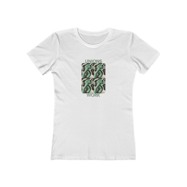 Unions Work - Women's T-shirt