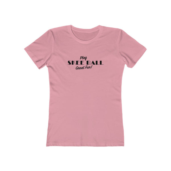 Skee Ball - Women's T-shirt