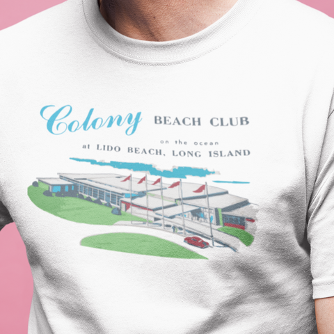 Colony beach club Lido Beach Long Island