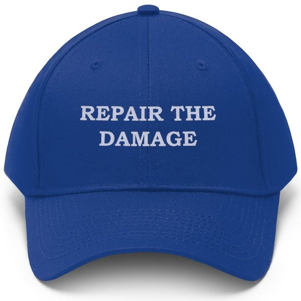 Repair the Damage political hat