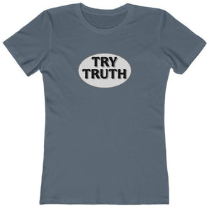 Try Truth t-shirt