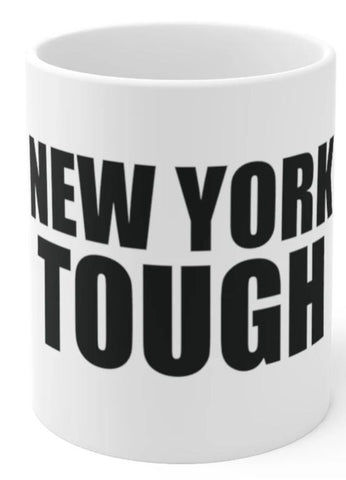 New York Tough coffee mug