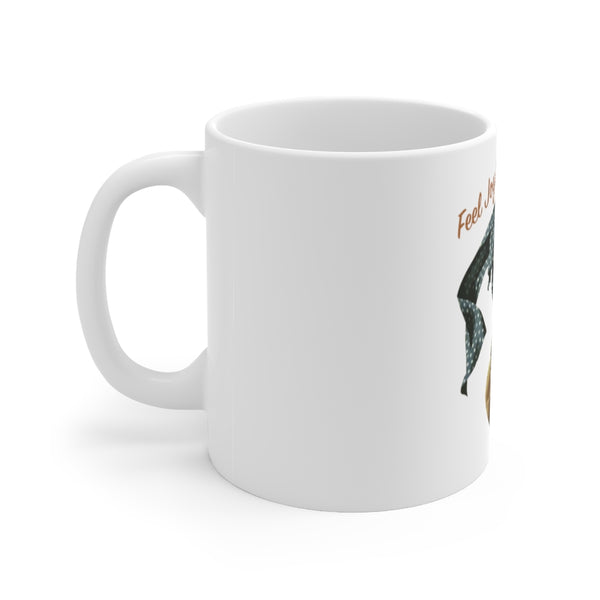 Feel Joy - Ceramic Mug 11oz
