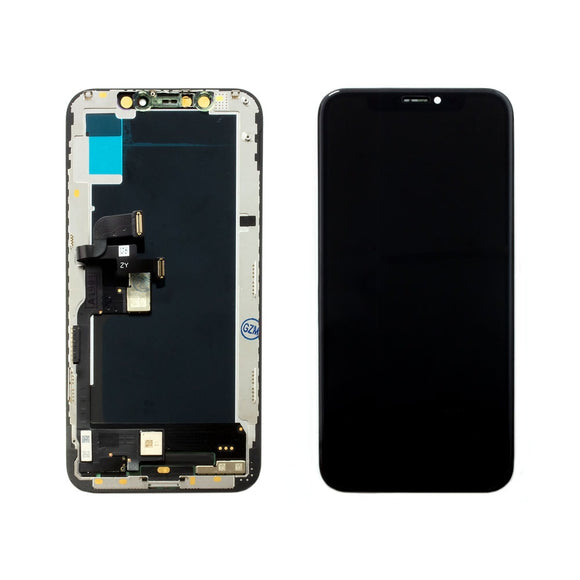 iPhone XS OLED Display schwarz