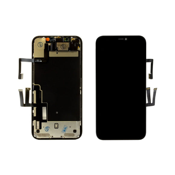 iPhone 11 Display schwarz