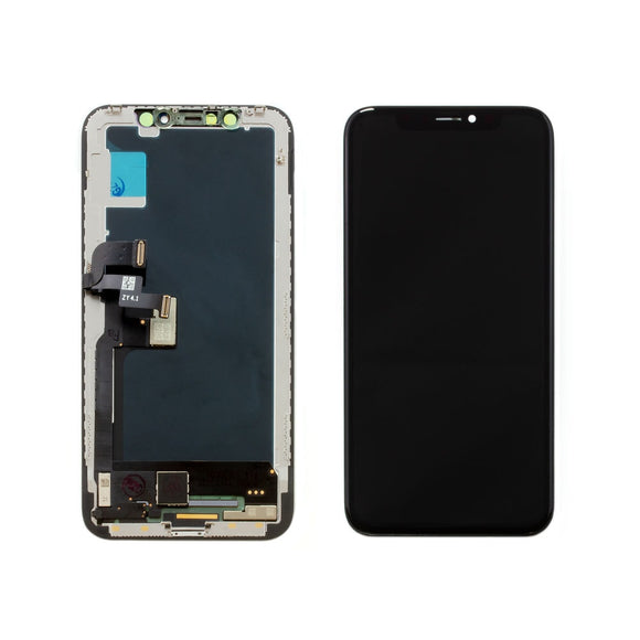iPhone X OLED Display schwarz