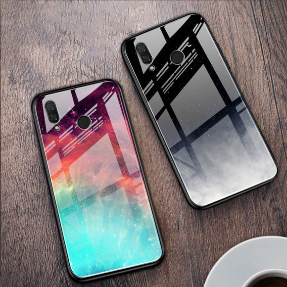 Luxus Case Huawei P / Y / Honor - Handy Schale