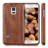 Luxus Holz - Hard wood Cases -  für Samsung Galaxy Modelle