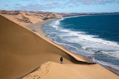 The World's Most Breath-taking Sand Dunes