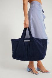 Amaris Big Towel Beach Bag - Sandshaped
