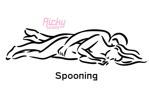 Sex Position - Spooning