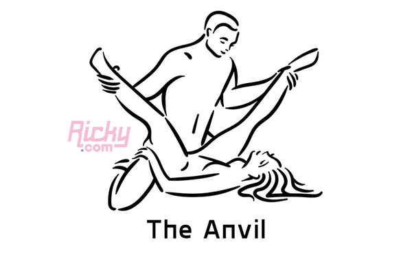 Sex Position - The Anvil