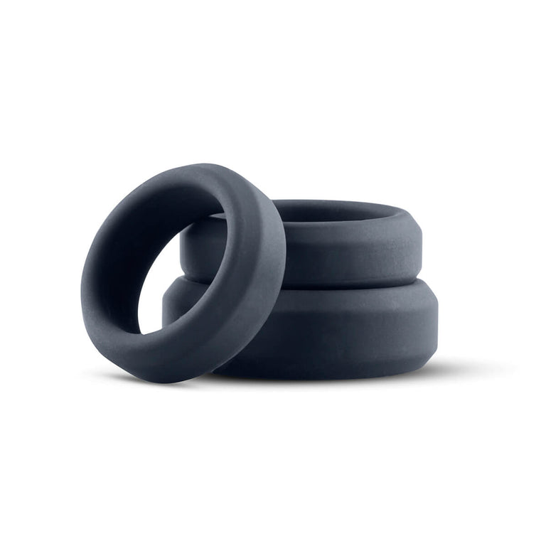Shop online for Boners 3 Piece Tapered Cock Ring Set by Boners at Ricky.com