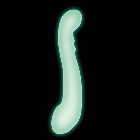 Luxury Glow in the Dark Silicone Dildo 9 Inch