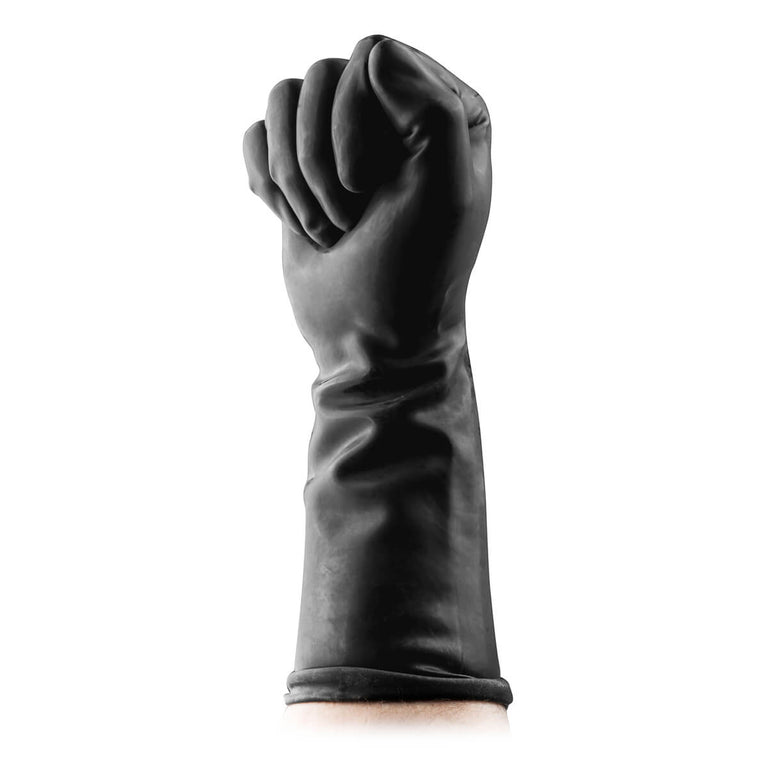 Shop online for Gauntlets Extra Strong Latex Fisting Gloves by BUTTR at Ricky.com