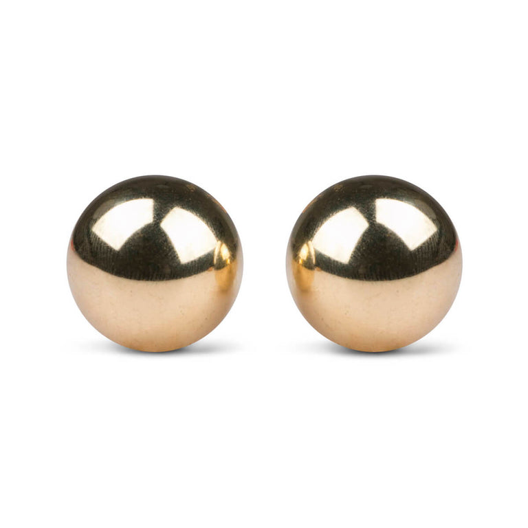 Shop online for Original Gold Ben Wa Balls 43g by EasyToys at Ricky.com