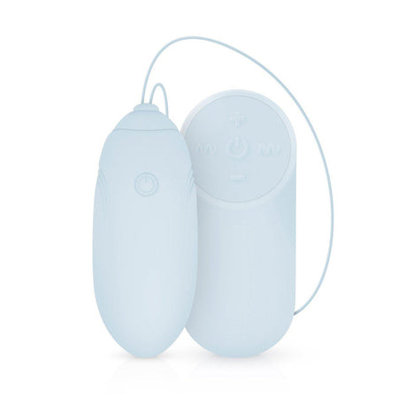 Vibrating Rechargeable Love Egg with Wireless Remote Control