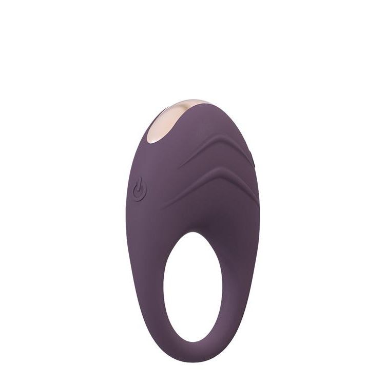 Luxury Rechargeable Vibrating Cock Ring