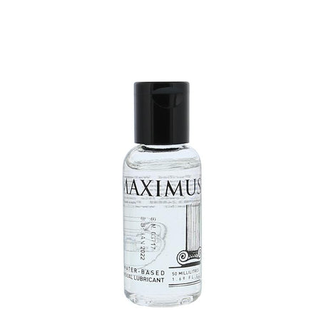 Maximus Anal Lubricant Water-based