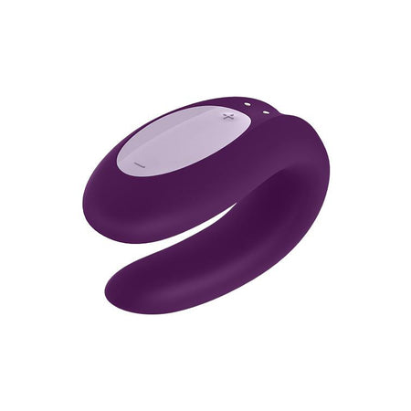 Satisfyer Double Joy Partner Vibrator (App Enabled)