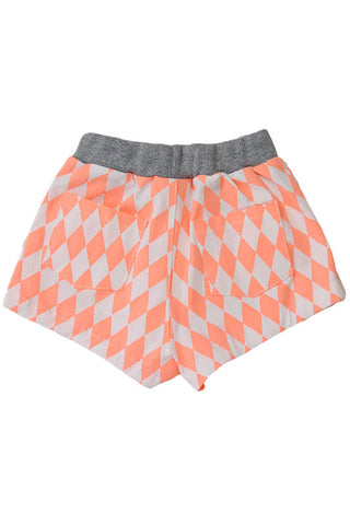 Diamond Neon Short