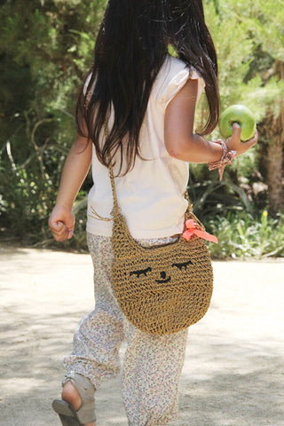 Smiling Purse