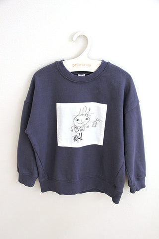 Sketched Sweatshirt