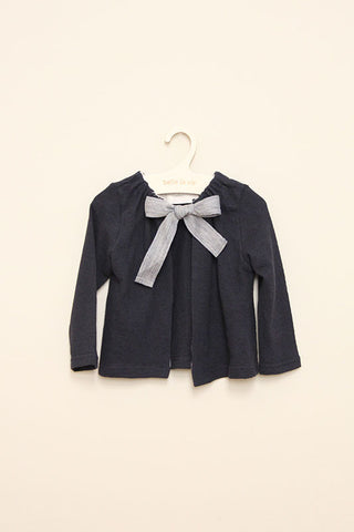 Ribbon Cardigan