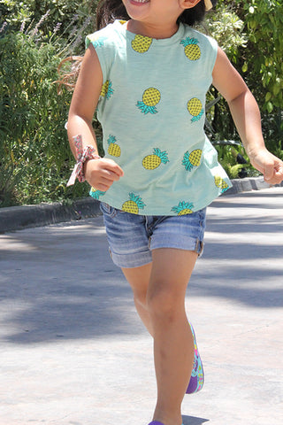 Pineapple Tee (Boys & Girls)