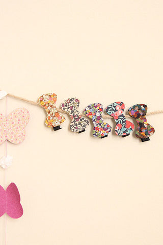 Liberty Ribbon Hair Clip